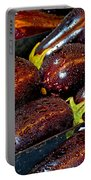 Eggplants Portable Battery Charger
