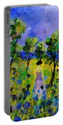 Eglantine's Summer Walk Portable Battery Charger