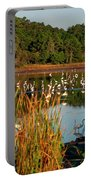 Egret Lake Portable Battery Charger