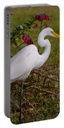 Egret's Meal Portable Battery Charger