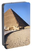 Egypt - Way To Pyramid Portable Battery Charger