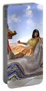 Egyptian Cleopatra Portable Battery Charger