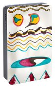 Egyptian Design Portable Battery Charger