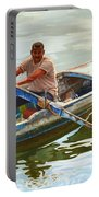 Egyptian Fisherman Portable Battery Charger