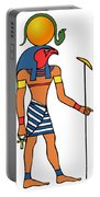 Egyptian God Of The Sun - Ra Portable Battery Charger