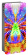 Egyptian Scarab Energies Portable Battery Charger