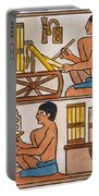 Egyptian Scribes Portable Battery Charger
