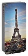 Eiffel Tower 2 Portable Battery Charger