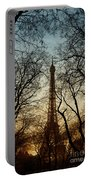 Eiffel Tower-7 Portable Battery Charger
