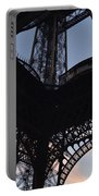 Eiffel Tower Corner Portable Battery Charger