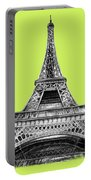 Eiffel Tower Design Portable Battery Charger
