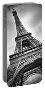 Eiffel Tower Dynamic Portable Battery Charger