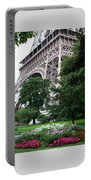 Eiffel Tower Garden Portable Battery Charger