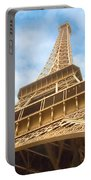 Eiffel Tower Portable Battery Charger