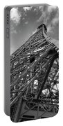 Eiffel Tower Monster Portable Battery Charger