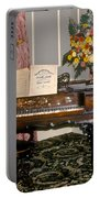 Eighteenth Century Piano And Parlor Portable Battery Charger