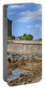 Eilean Donan Castle In Scotland Portable Battery Charger