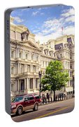 Eisenhower Executive Office Building Portable Battery Charger