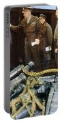 Eisenhower: Wwii, C1944 Portable Battery Charger