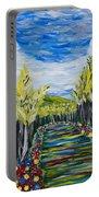 El Camino - Primavera - The Path - Spring Portable Battery Charger