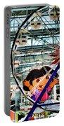 El Circulo De Cielo Ferris Wheel Portable Battery Charger