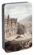 El Deir Petra 1839 Portable Battery Charger