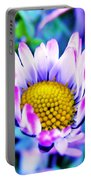 Electric Daisy Portable Battery Charger