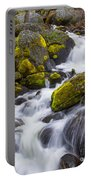 Electric Green Portable Battery Charger