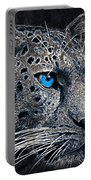 Electric Leopard Portable Battery Charger