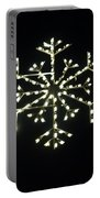 Electric Snowflake Portable Battery Charger