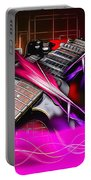 Electro Guitar Portable Battery Charger