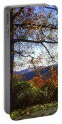 Elegant Fall Portable Battery Charger