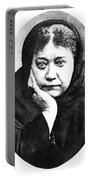 Elena Petrovna Blavatsky Portable Battery Charger