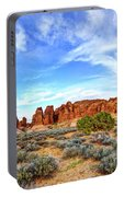 Elephant Butte Portable Battery Charger