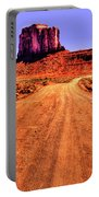 Elephant Butte Monument Valley Navajo Tribal Park Portable Battery Charger