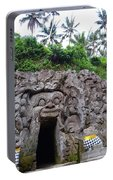 Elephant Cave Temple Portable Battery Charger