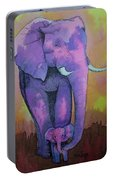 My Elephant   Portable Battery Charger