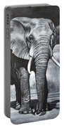 Elephant Night Walker Portable Battery Charger