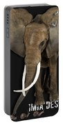 Elephant No 04 Portable Battery Charger