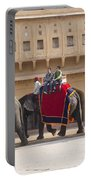 Elephant Ride 2 Portable Battery Charger