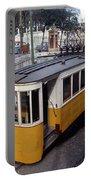 Elevador Da Gloria Funicular, Lisbon, Portugal, 1950's  Portable Battery Charger