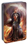 Elf Mage Portable Battery Charger