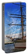 Elissa Sailing Ship Portable Battery Charger