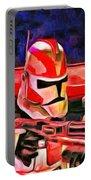 Elite Trooper - Da Portable Battery Charger