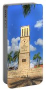 Eliza James-mcbean Clock Tower Portable Battery Charger