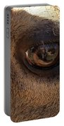 Elk Eye Close Up Portable Battery Charger