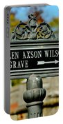 Ellen Axson Wilson Portable Battery Charger