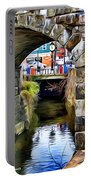 Ellicott City Bridge Arch Portable Battery Charger