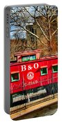 Ellicott City Train And Factory Portable Battery Charger