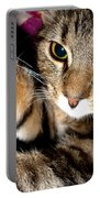 Ellie Cat Portable Battery Charger